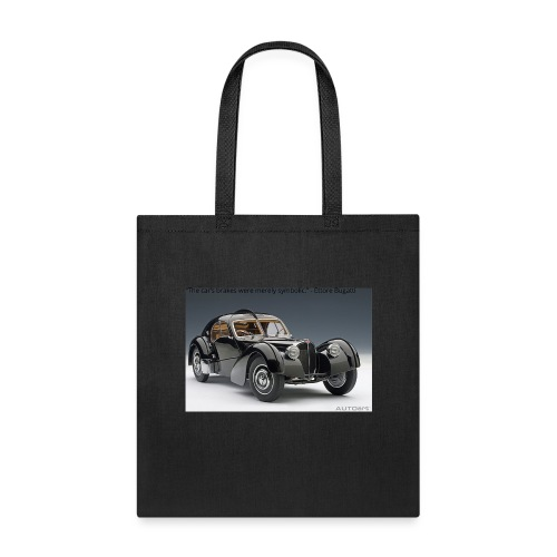 The long lost La Voiture Noire - Tote Bag