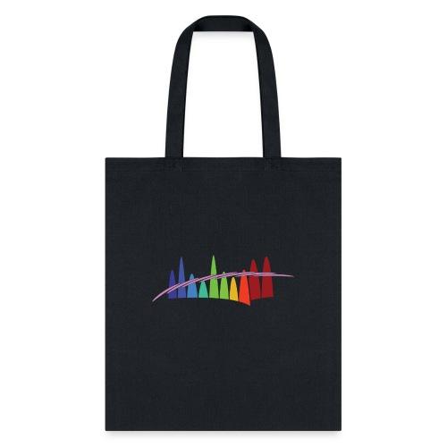 Alberta Aurora Chasers Sticker - Tote Bag