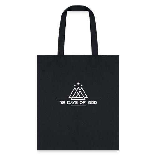 72 Days of God - Tote Bag