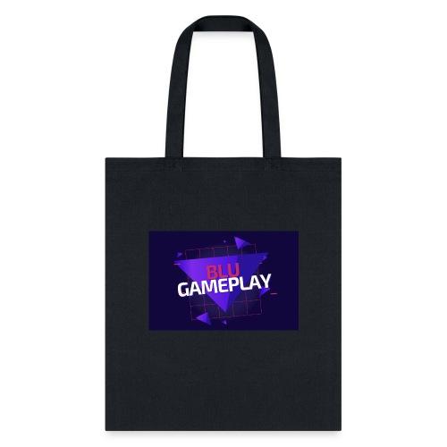 Retro Blu Gameplay - Tote Bag