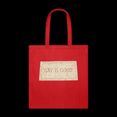 gay is good grave - Tote Bag