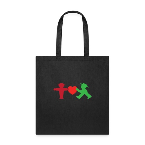 ampelmannchen love - Tote Bag