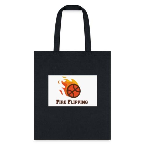 Fire hoodie - Tote Bag