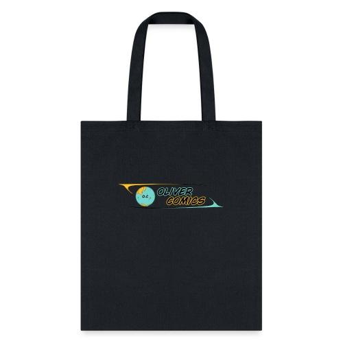 OLIVER COMICS v2 - Tote Bag