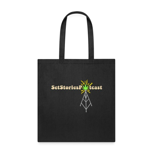 Potcast T Shirt Season 3 BLK - Tote Bag