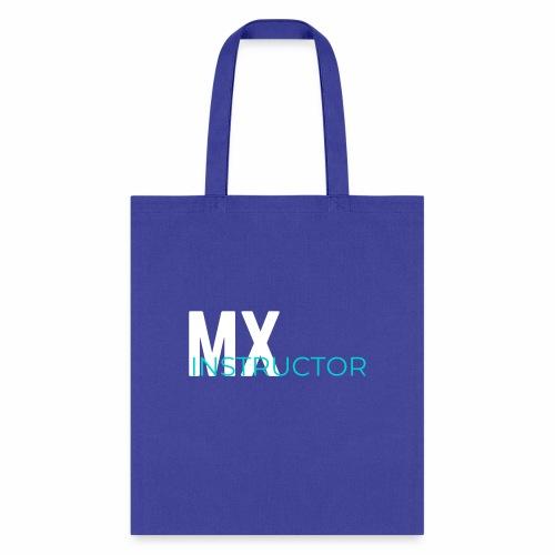 MX Gym Minimal Hat - Tote Bag