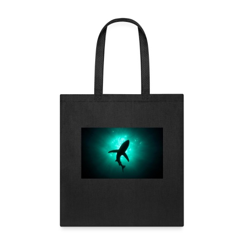 Shark in the abbis - Tote Bag