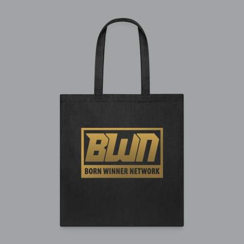 BWN (Gold) - Tote Bag