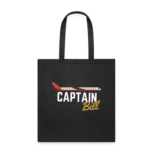 Captain Bill Avaition products - Tote Bag