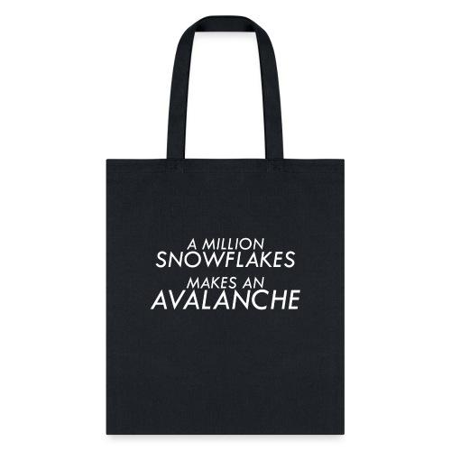Liberal Snowflakes - Tote Bag