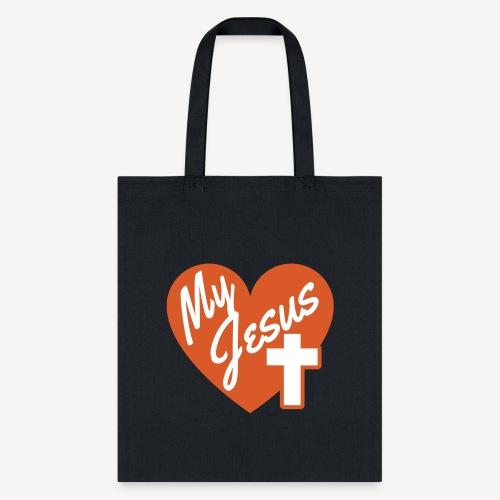 MY JESUS - Tote Bag