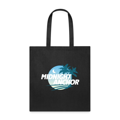 Midnight Anchor - Tote Bag