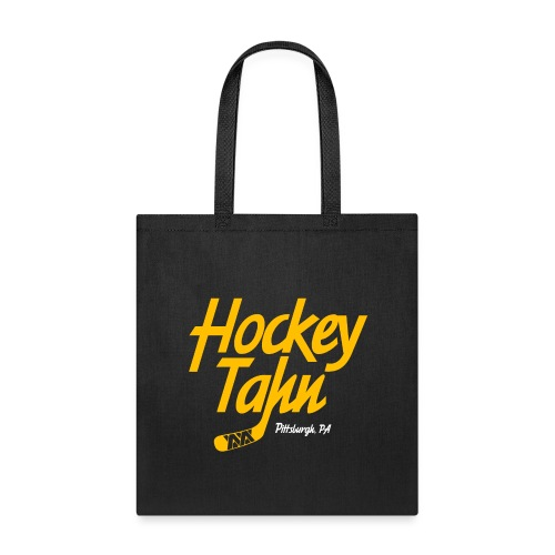 Hockey Tahn - Tote Bag