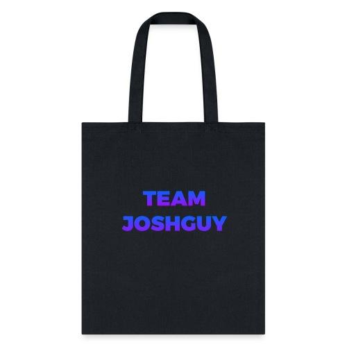 Team JoshGuy - Tote Bag