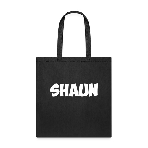 Shaun Logo Shirt - Tote Bag