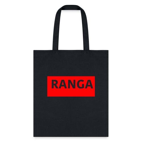 Ranga Red BAr - Tote Bag
