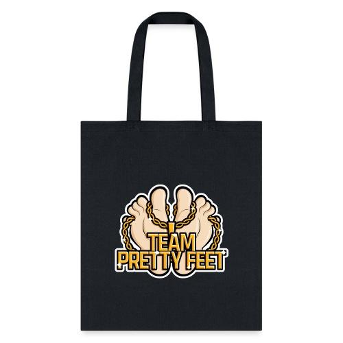 Team Pretty Feet™ Gold Chain - Tote Bag