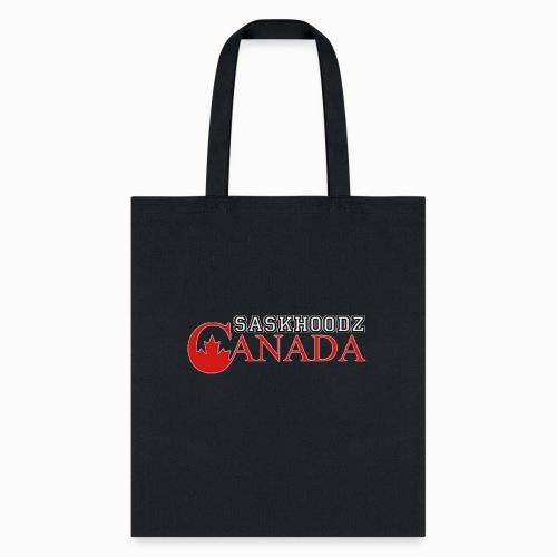 saskhoodz canada - Tote Bag