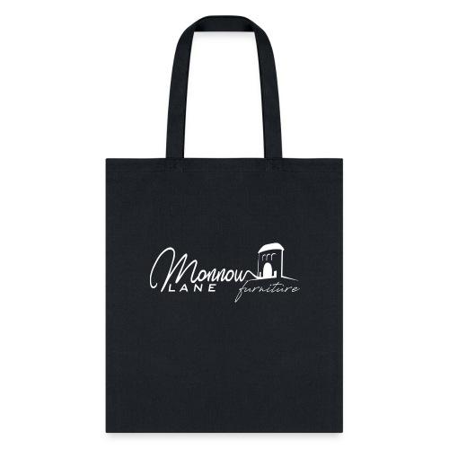 Monnow Lane Furniture Logo white - Tote Bag