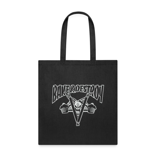 Goat and Destroy - Tote Bag