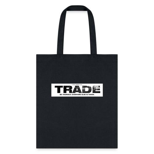 TRADE-A Trae Briers Film - Tote Bag
