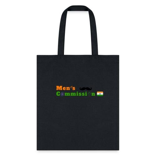 Mens Commission India - Tote Bag