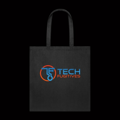 Tech Fugitives Logo T's and Gear - Tote Bag