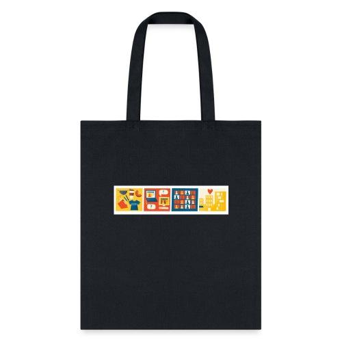 css logo 4th conf - Tote Bag