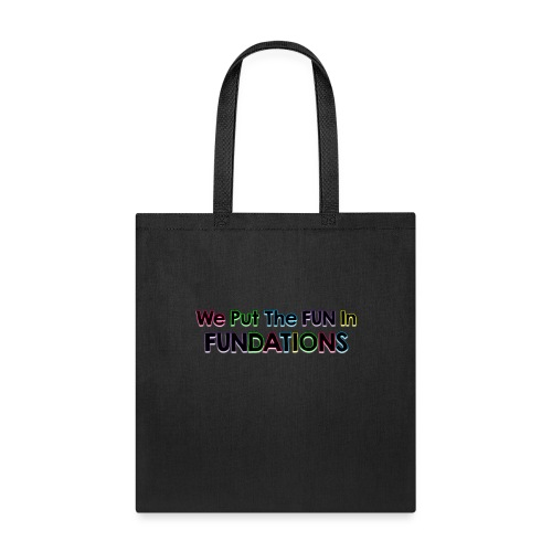 fundations png - Tote Bag