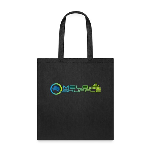 Melbshuffle Gradient Logo - Tote Bag