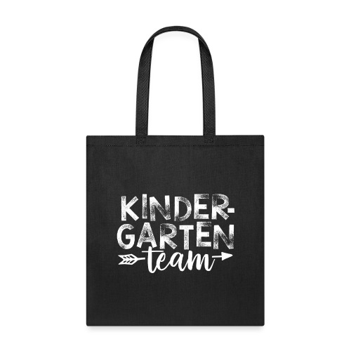 Kindergarten Team Teacher T-Shirts - Tote Bag