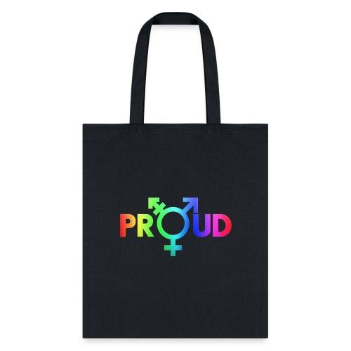 LGBT Proud (Rainbow) - Tote Bag