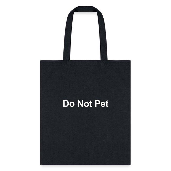 Do Not Pet