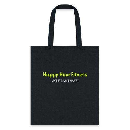 HHF_logotypeandtag - Tote Bag