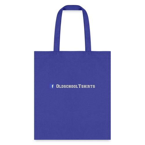 rear logo - Tote Bag