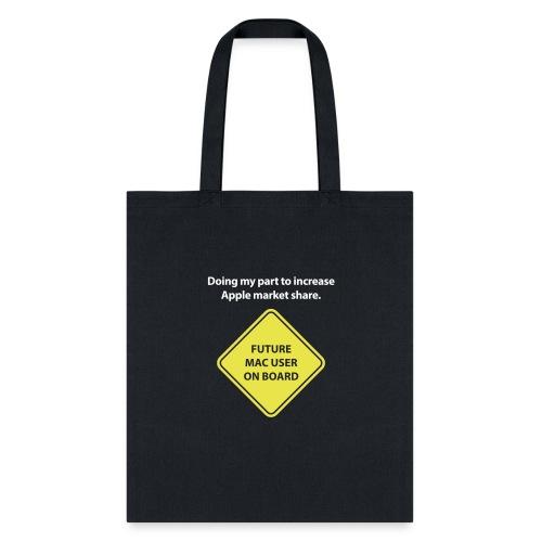 macuseronboard - Tote Bag