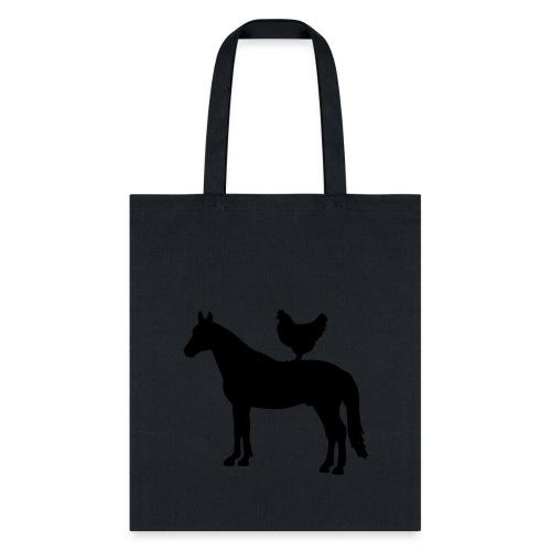 horsechicken - Tote Bag