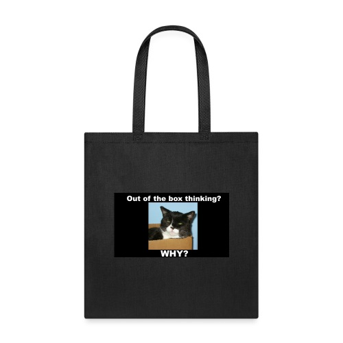 Out of the box - Tote Bag