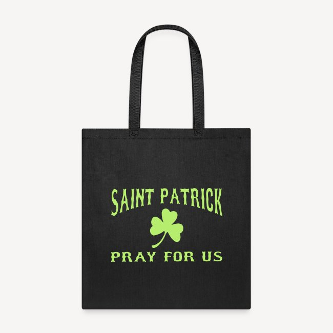 ST PATRICK PRAY FOR US