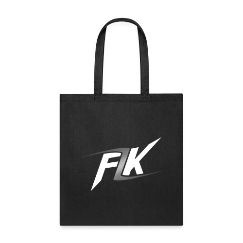 Flash (White) - Tote Bag
