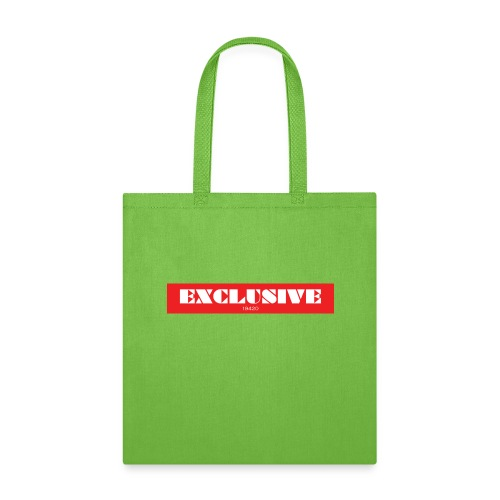 exclusive - Tote Bag