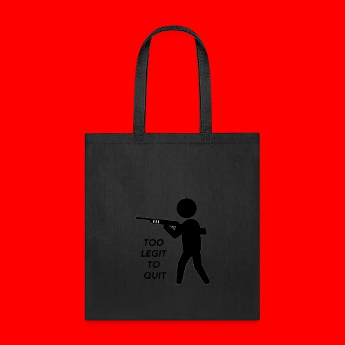 OxyGang: Too Legit To Quit Products - Tote Bag