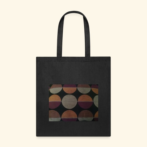 Circle patterns colour - Tote Bag