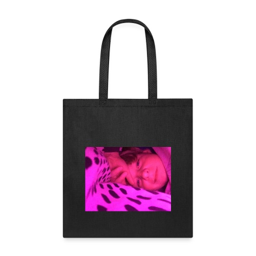 Purple under my bed - Tote Bag