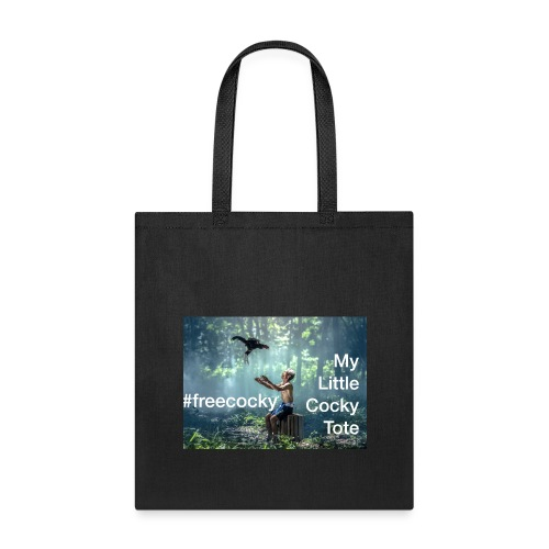 Free Cocky Tote Bag - Tote Bag