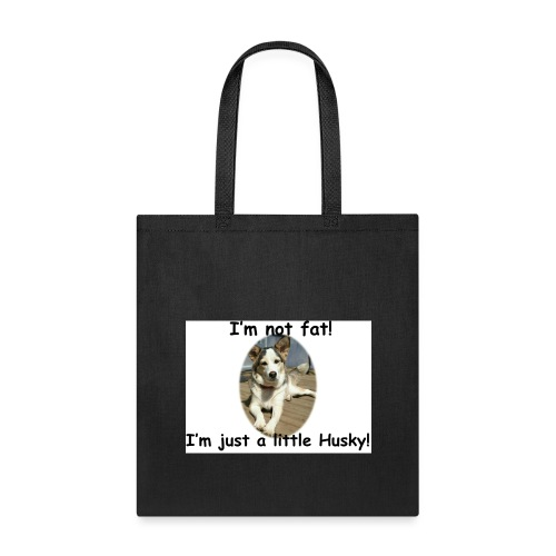 little Husky - Tote Bag