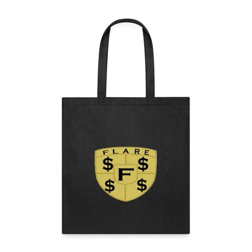 FLARE Shield Logo - Tote Bag