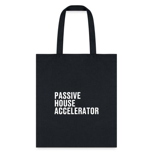 Passive House Accelerator Logo - Tote Bag