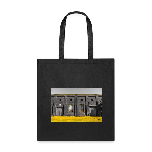 Bricks: who worked here - Tote Bag