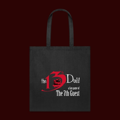 The 13th Doll Logo - Tote Bag